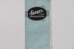 Seeger Refrigerator