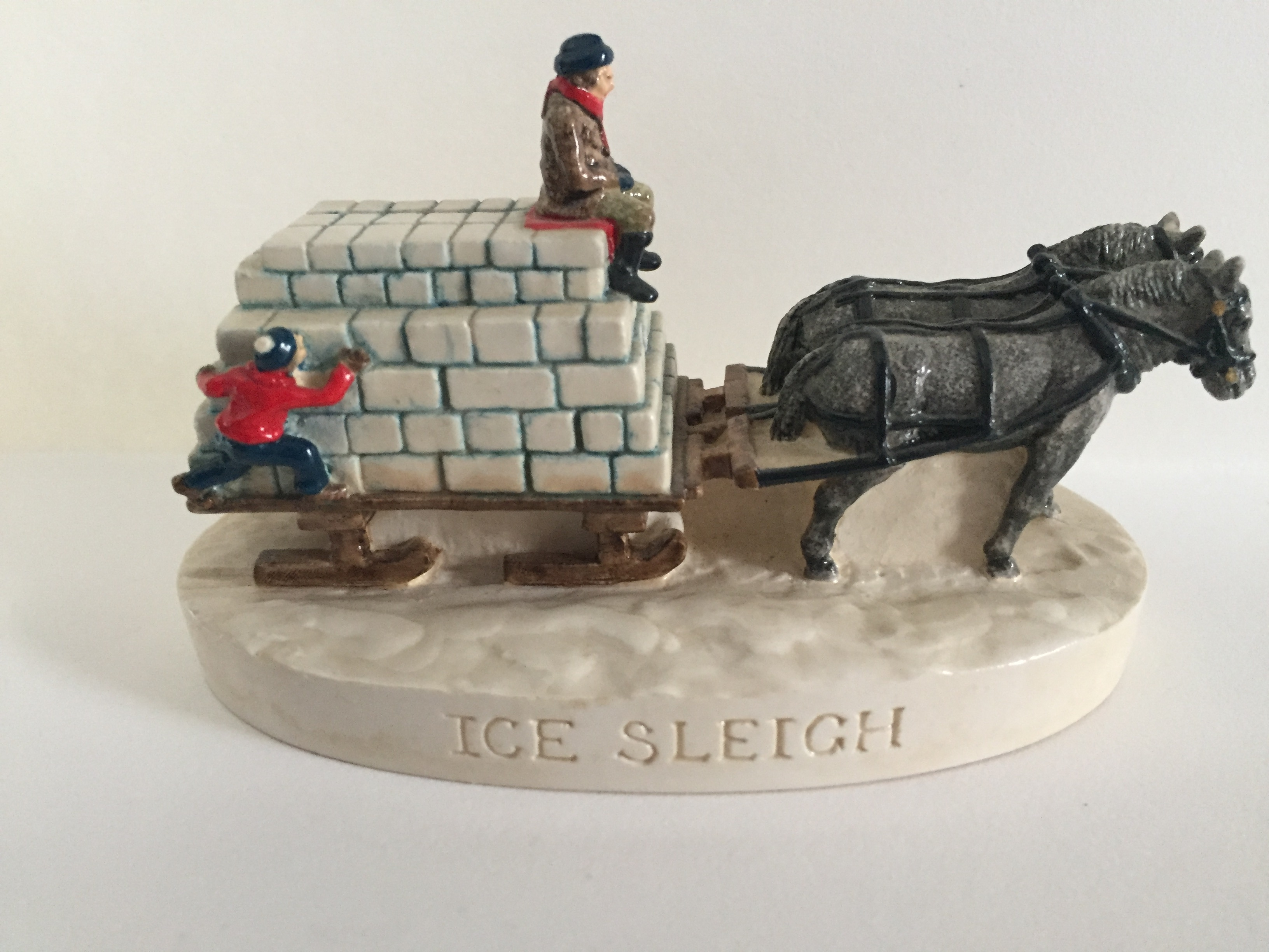 Ice Wagon