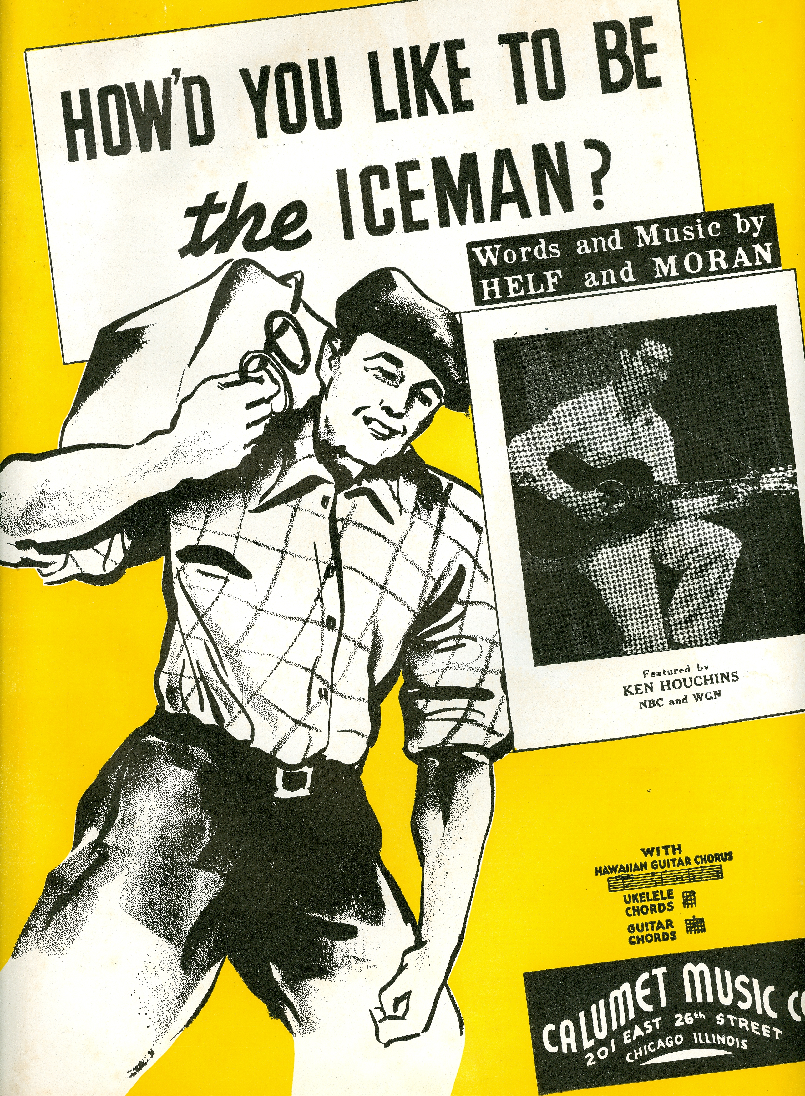 Music Be The Iceman